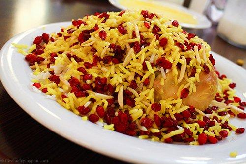Iranian restaurants in Dubai
