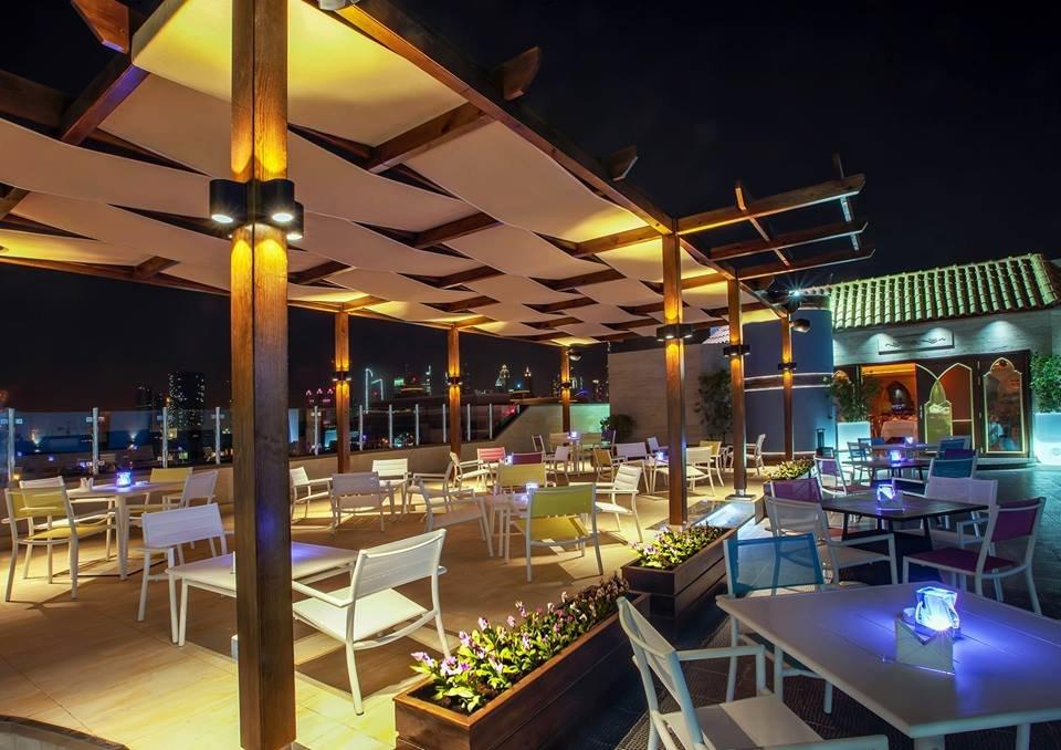 Jumeirah Beach Residence.(JBR) Restaurants Dubai