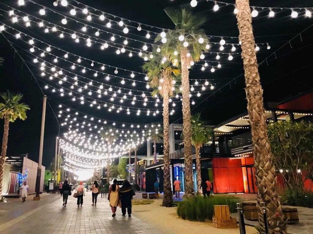 best tourist places in Dubai