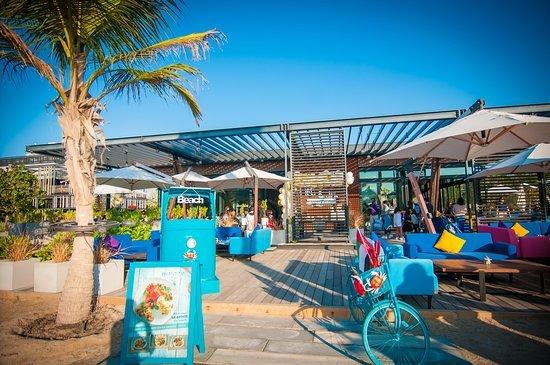 La Mer Dubai Beach Restaurants