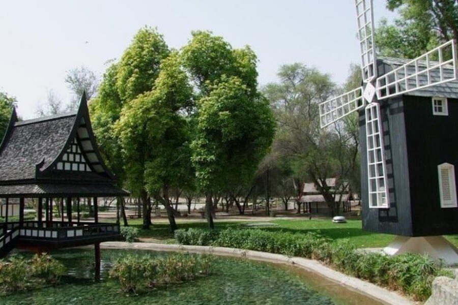 MUSHRIF PARK
