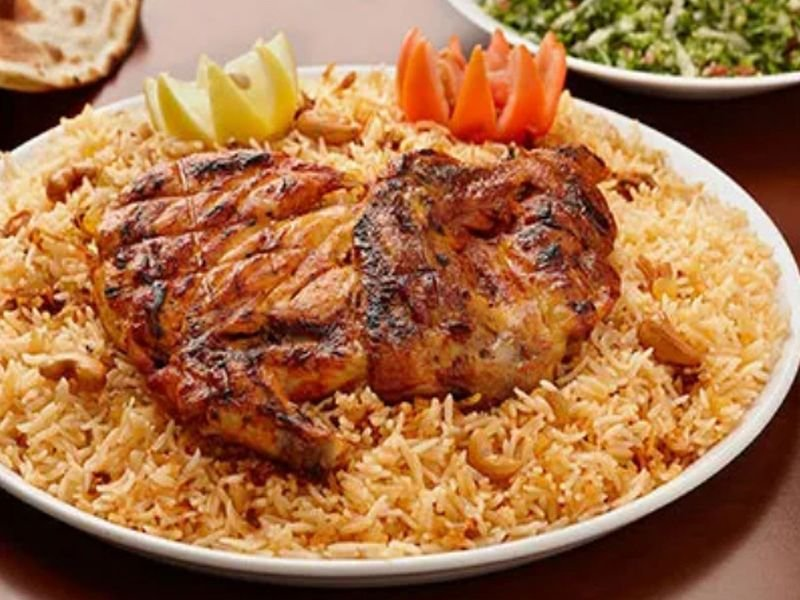 Mandi restaurants in Dubai