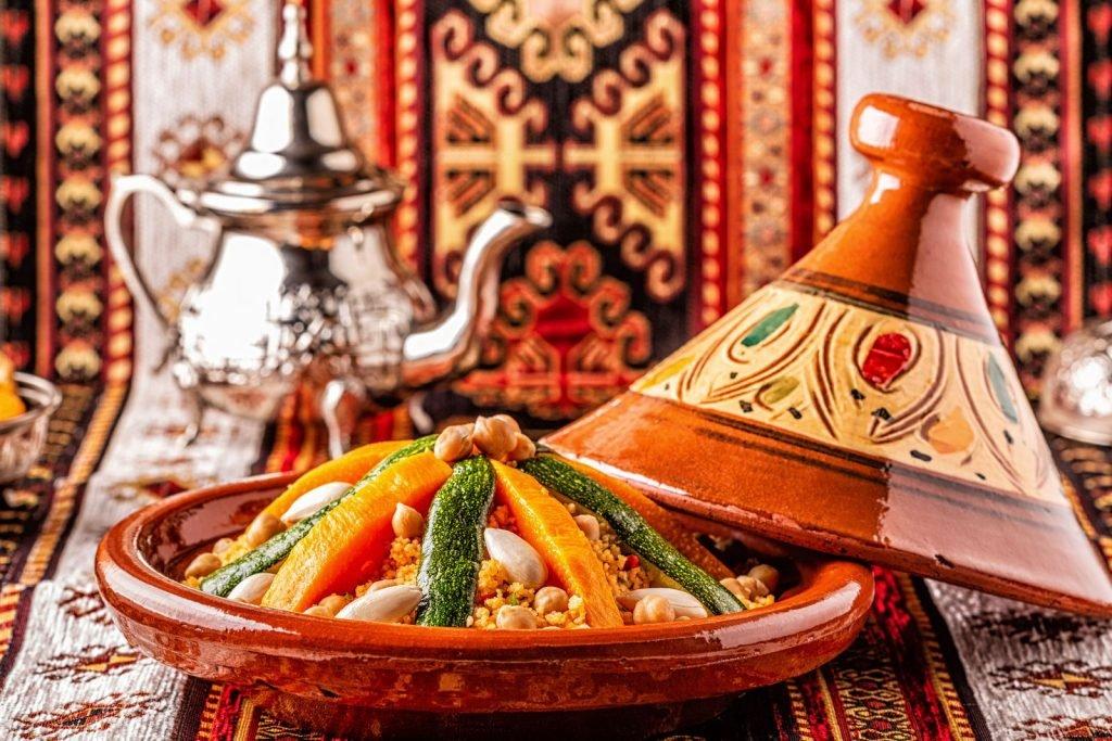 Moroccan restaurants in Dubai