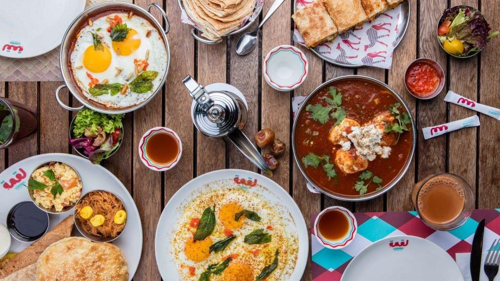 Popular restaurants in Dubai