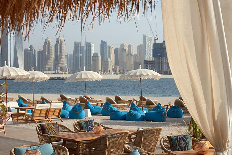 Restaurants by the Sea in Dubai