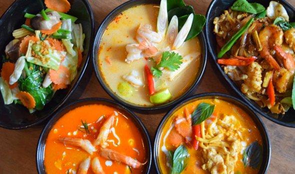 Thai restaurants in Dubai