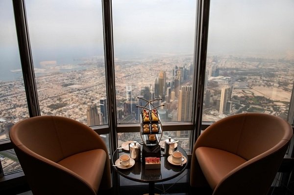 The most luxurious restaurants in Dubai