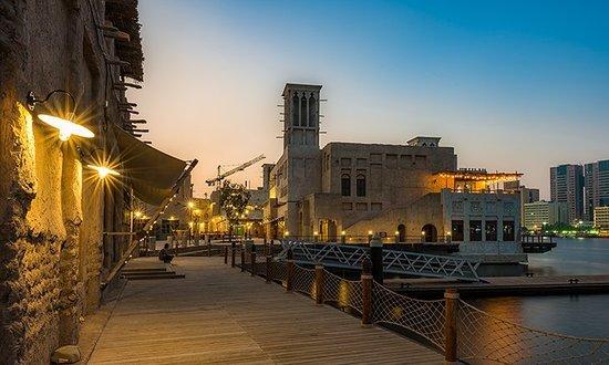 important place on the Dubai tourism