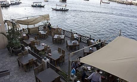 مطعم بيت الوكيل دبي
