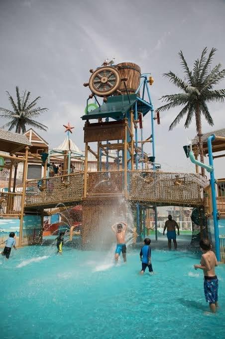 أنشطة ترفيهية في لامير دبي للاطفال