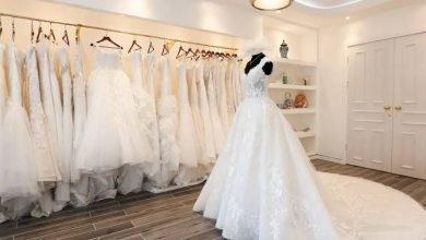 محلات فساتين الزفاف دبي