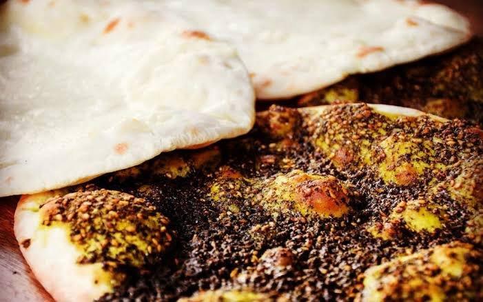 مطاعم مناقيش دبي