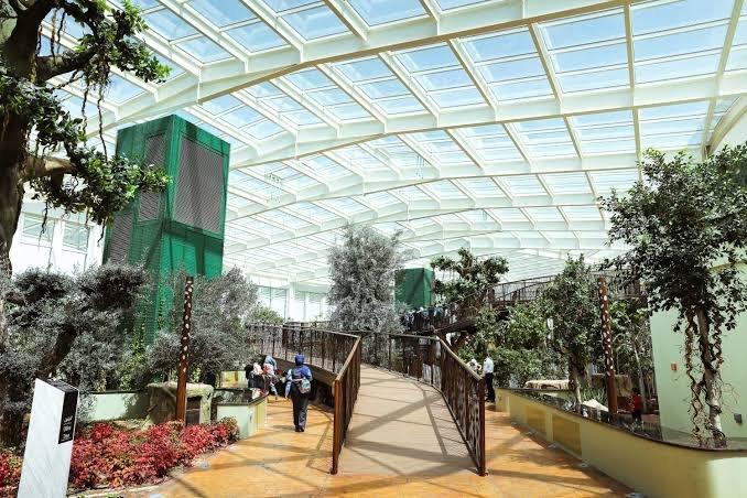 اماكن سياحية جديدة في دبي