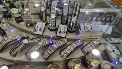 محلات فضة في دبي