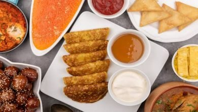 مطعم هريس في دبي