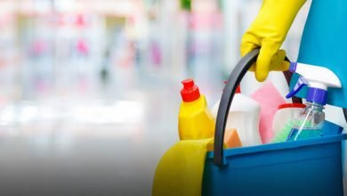 شركات التنظيف في دبي