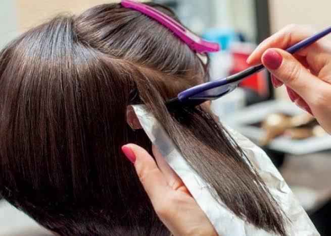 افضل صالون لصبغ الشعر في دبي