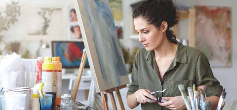 مراكز تعليم الرسم في دبي