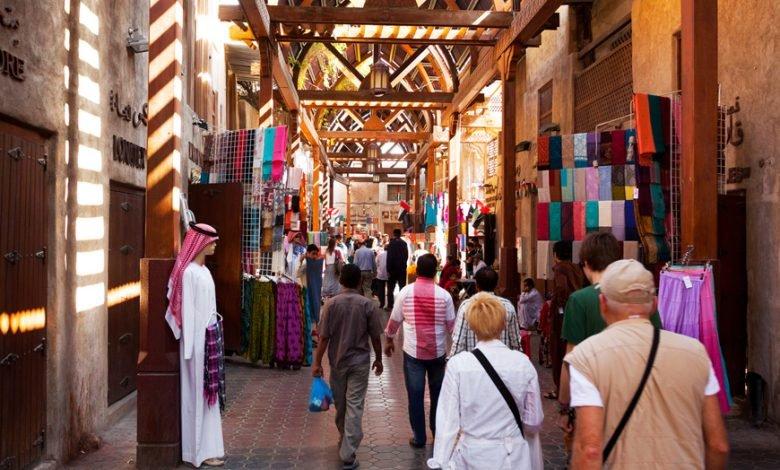 souks in Dubai