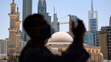 مصليات عيد الأضحى المبارك في دبي