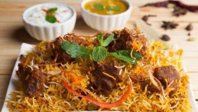 أفضل مطعم برياني في دبي