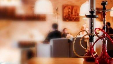 مقاهي شيشة شارع الشيخ زايد