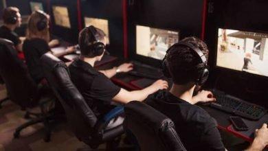 أماكن ألعاب الفيديو في دبي