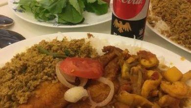 مطعم الامبراطور دبي